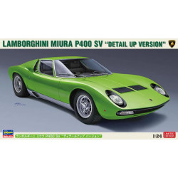 Lamborghini Miura P400 SV.