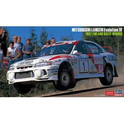 Mitsubishi Lancer Evolution IV.