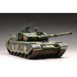 PLA ZTZ-99A MBT.