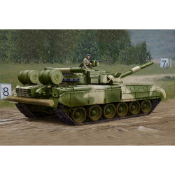 T-80UD MBT Ruso Temprano.