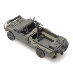 Land Rover 109 commando.