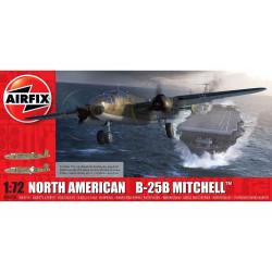 North American B-25B Mitchell.