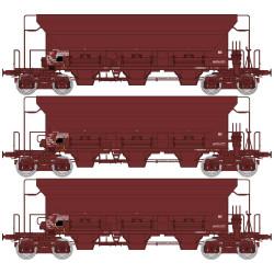 Wagon Tremie F70 Eads, SNCF.