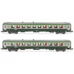 Set de coches B10, SNCF.