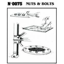 Nuts and bolts. VERLINDEN 0075