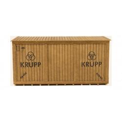 Cajas de madera, OK.