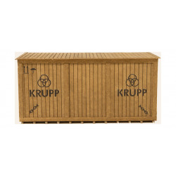 O&K wooden box.