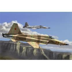 F-5E Tiger II Fighter. HOBBY BOSS 80207