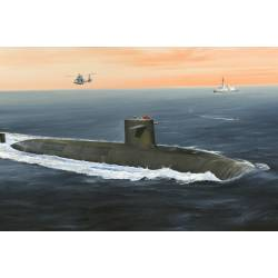 French Navy Le Triomphant SSBN. HOBBY BOSS 83519