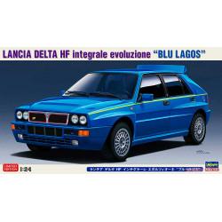 Lancia Delta HF integrale.