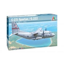 Avión de transporte C-27J SPARTAN / G.222.