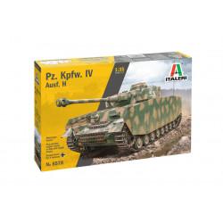 Tanque Pz. Kpfw. IV Ausf. H.