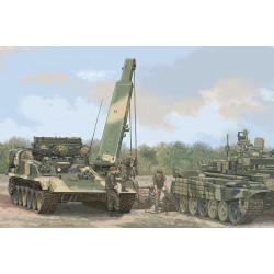 Russian BREM-1M.