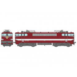 "Electric locomotive BB-9288 ""Capitole"", SNCF. Sound."