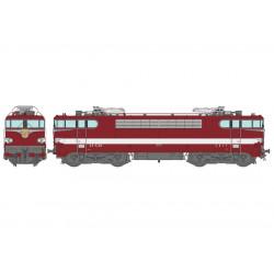 """Locomotora eléctrica BB-9288 """"Capitole"""", SNCF. Sonido."""