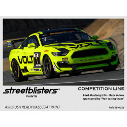 Fluor Yellow| Ford Mustang GT4 Volt Racing (30ml).