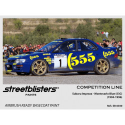 Montecarlo Blue| Subaru Impreza (30ml).