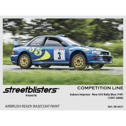 Rally Blue| Subaru Impreza New 555 (30ml).