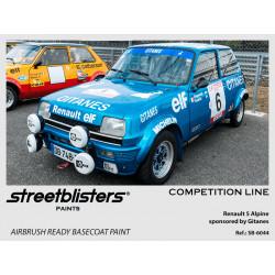 Blue| Renault 5 Alpine Gitanes (30ml).