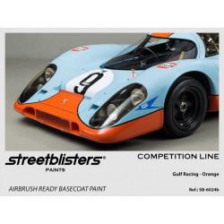 Gulf Racing paint set (2x30ml).