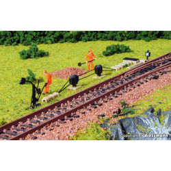 Railway equipment.