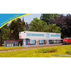 Station Altburg.