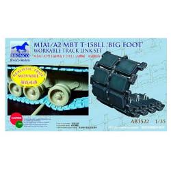 M1A1 / A2 MBT T-158LL 'BIG FOOT'.