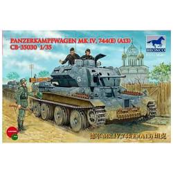 Panzerkampfwagen MK IV, 744 (E) (A13).