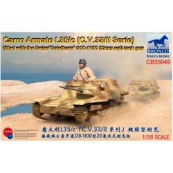 Carro Armato L35/c (C.V.33/II Serie).