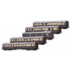 Rheingold Express Train, DRG.