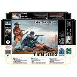 Final stand. MASTER BOX 35191