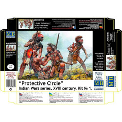 Protective circle.