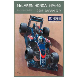 McLaren Honda MP4-30 2015 Japan.