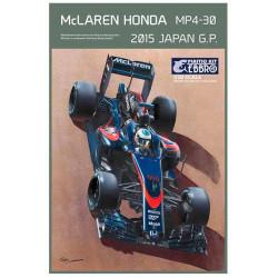 McLaren Honda MP4-30 Japón.