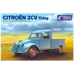 Citroën 2 Cv pick up.