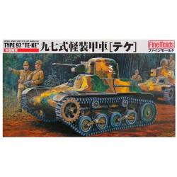 IJA Type 97 Light armored car ''Te-ke'.
