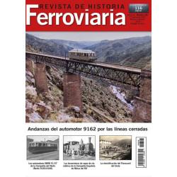 Revista de Historia Ferroviaria nº 28.