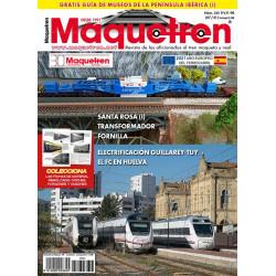 Revista Maquetren, nº 341.
