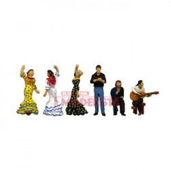 Cuadro flamenco.