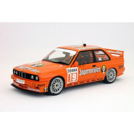 BMW M3 E30 DTM Champion 1989.