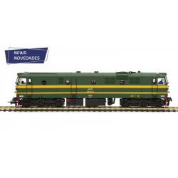 Locomotora diésel 319-097-2, RENFE.