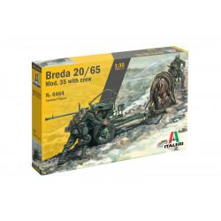 Breda 20/65 canon.