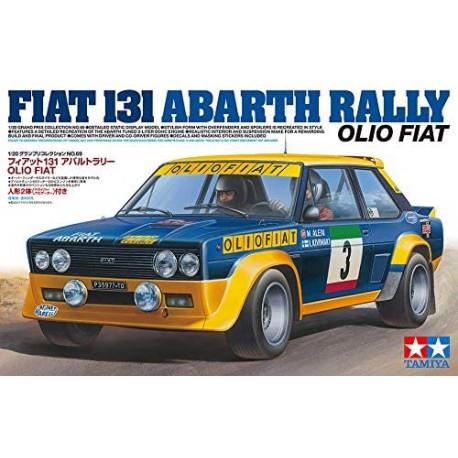 Fiat 131.