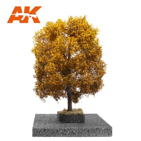 Oak autumn.