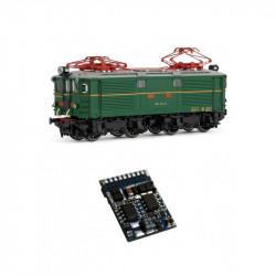 21 pins decoder for RENFE 281 locomotive.