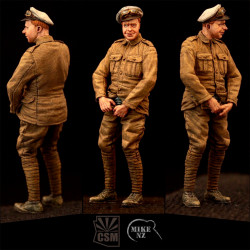 British RNAS armoured car division.