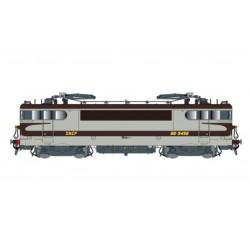 "Electric locomotive BB 9495 ""Béziers"", SNCF. Sound."
