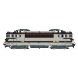 "Locomotora eléctrica BB 9495 ""Béziers"", SNCF. Sonido."