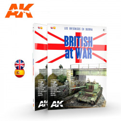 British at war.