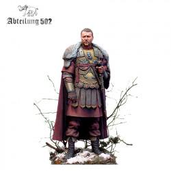 Roman cavalry officer.